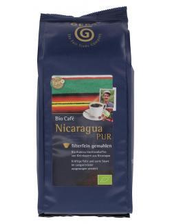 Gepa Bio Café Nicaragua pur  (250 g) - 4013320225219