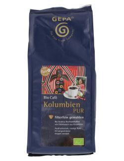 Gepa Bio Kolumbien pur  (250 g) - 4013320225196