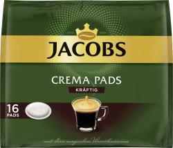 Jacobs Krönung Crema Pads kräftig  (105 g) - 7622210048387