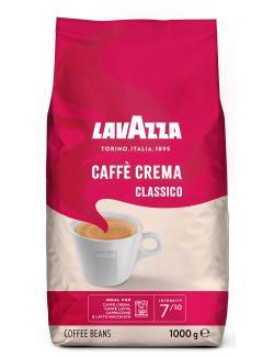 Lavazza Caffé Crema Classico Bohnen  (1 kg) - 8000070027411