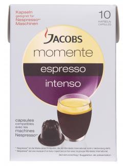 Jacobs Momente Espresso Intenso  (53 g) - 7622210113887
