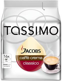 Tassimo Jacobs Caffè Crema classico  (112 g) - 7622210172471
