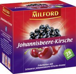 Milford Johannisbeere-Kirsche  (28 x 2 g) - 4002221024762