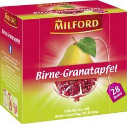Milford Birne-Granatapfel  (28 x 2,25 g) - 4002221024847