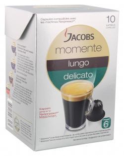 Jacobs Momente Lungo Delicato Kapseln  (56 g) - 7622210273161