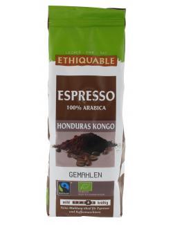 Ethiquable Kaffee Espresso gemahlen  (250 g) - 4250451617012