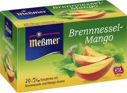 Meßmer Tee Brennnessel Mango  (20 x 1,75 g) - 4002221025868