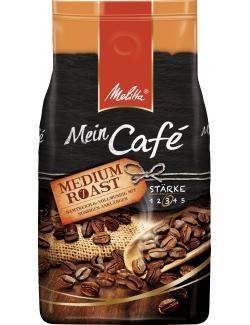 Melitta Mein Café Medium Roast  (1 kg) - 4002720008720