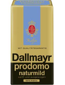 Dallmayr Prodomo naturmild  (500 g) - 2037070002526