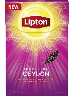Lipton Black Tea Inspiring Ceylon  (100 g) - 8712100774232