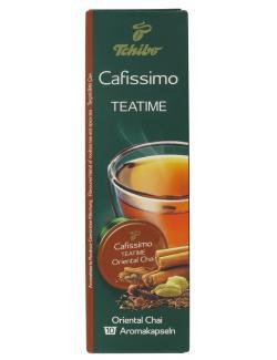 Tchibo Cafissimo Teatime Oriental Chai  (10 x 2,50 g) - 4046234809541