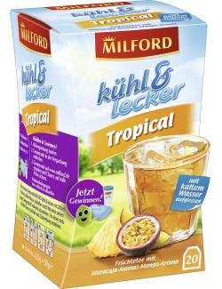 Milford kühl & lecker Tropical  (20 x 2,50 g) - 4002221028159