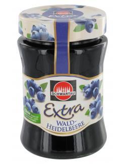 Schwartau Extra Wald-Heidelbeere  (340 g) - 4011800111311