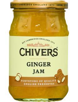 Chivers Ginger Jam  (340 g) - 5000183529386