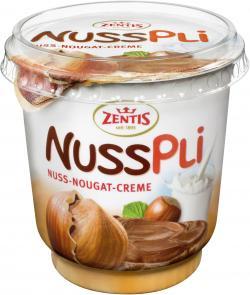 Zentis Nusspli Nuss-Nougat-Creme  (400 g) - 4002575010442