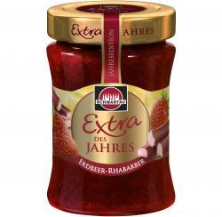 Schwartau Extra des Jahres Erdbeer-Rhabarber  (340 g) - 4011800088811