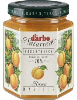 Darbo Naturrein Fruchtreich Marille Aprikose  (200 g) - 9001432029424