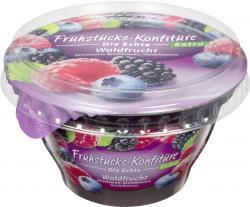 Zentis Frühstücks-Konfitüre die Echte Extra Waldfrüchte  (200 g) - 4002575327656