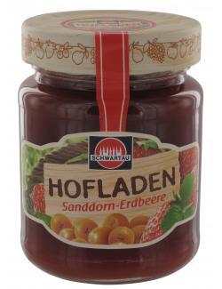 Schwartau Hofladen Sanddorn-Erdbeere  (320 g) - 4011800083021