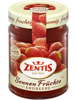 Zentis Sonnen Früchte Erdbeere  (295 g) - 4002575514483