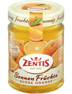 Zentis Sonnen Früchte Süsse Orange  (295 g) - 4002575514544