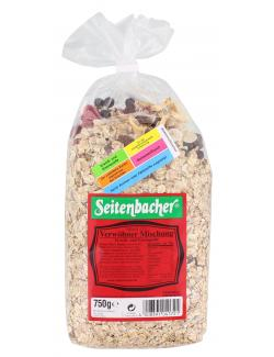 Seitenbacher Müsli 721 Verwöhner Mischung  (750 g) - 4008391041721