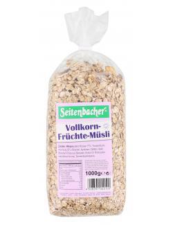 Seitenbacher Vollkorn Früchte Müsli  (1 kg) - 4008391042100