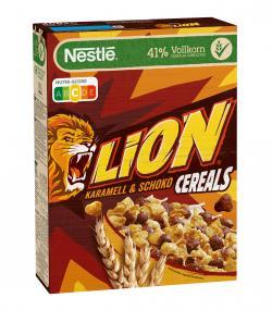 Nestlé Lion Cereals  (400 g) - 3387390321067