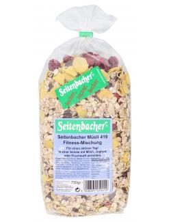 Seitenbacher Müsli 419 Fitness Mischung  (750 g) - 4008391050419