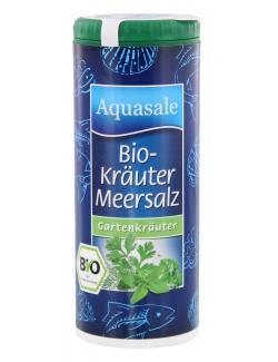 Aquasale Bio-Kräutermeersalz Gartenkräuter  (90 g) - 4001475212741