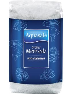 Aquasale Meersalz grobkörnig  (1 kg) - 4001475112638