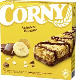 Corny Müsli Riegel Schoko-Banane  (6 x 25 g) - 4011800523213