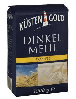 Küstengold Dinkelmehl Type 630  (1 kg) - 4250426200089