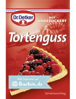 Dr. Oetker Tortenguss rot  (36 g) - 4000521164317