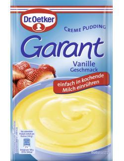 Dr. Oetker Garant Creme Pudding Vanille  (63 g) - 4000521250003