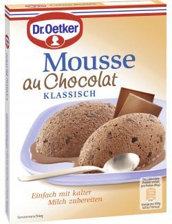 Dr. Oetker Mousse au Chocolat klassisch  (92 g) - 4000521475000