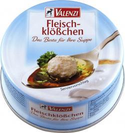 Valenzi Fleischklößchen in Brühe  (100 g) - 41002476