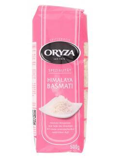 Oryza Himalaya Basmati-Reis  (500 g) - 4006237640312