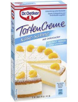 Dr. Oetker Torten Creme Käse-Sahne  (150 g) - 4000521135201