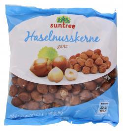 Suntree Haselnusskerne ganz  (200 g) - 4009012006907