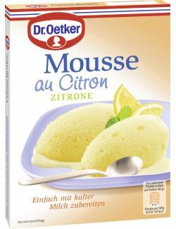 Dr. Oetker Mousse au Citron  (93 g) - 4000521474102
