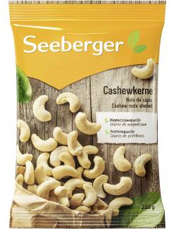 Seeberger Cashewkerne  (200 g) - 4008258107010