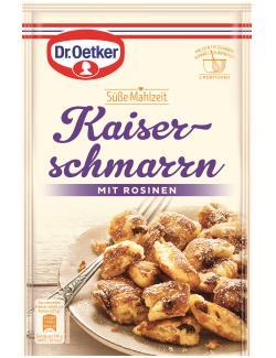 Dr. Oetker Süße Mahlzeit Kaiserschmarrn nach klassischer Art  (165 g) - 4000521775001