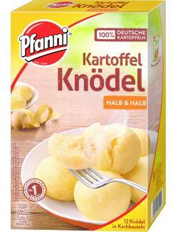 Pfanni Kartoffelknödel in Kochbeuteln halb & halb  (12 St.) - 4000400130495