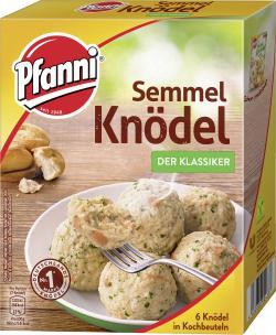 Pfanni Semmel Knödel  (6 St.) - 4000400136053