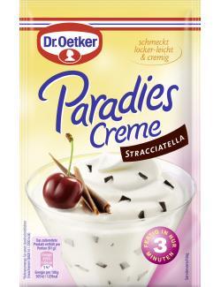 Dr. Oetker Paradies Creme Stracciatella  (66 g) - 4000521466503