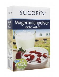 Sucofin Magermilchpulver leicht löslich  (250 g) - 4021155023078