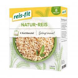 Reis-fit 8 Minuten Natur-Reis schnell & vollwertig  (500 g) - 4006237090193