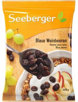 Seeberger Blaue Weinbeeren  (200 g) - 4008258161012