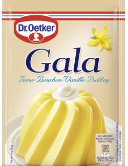 Dr. Oetker Gala Feiner Bourbon-Vanille-Pudding  (112,50 g) - 4000521223014